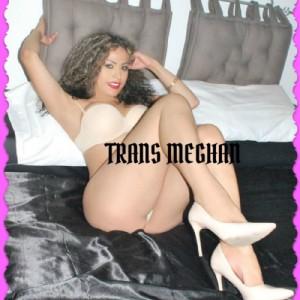 Meghan top trans molto porca dotatissima 22cm attivissima. escort donna accompagnatrice