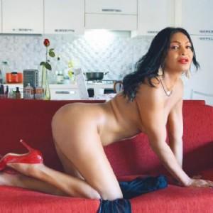 Appena Arrivata Tamara Munoz Trans Cubana Love Party-2