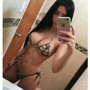 Catalina Bellissima Colombiana Dolce Sensuale escort donna accompagnatrice