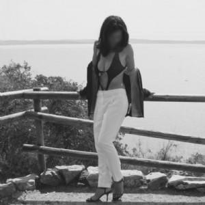 Malena Solo Uomini Educati escort donna accompagnatrice