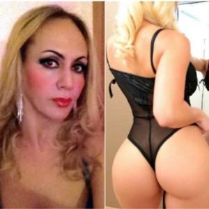 Trans Patrizia Biondissima Dotatissima escort donna accompagnatrice