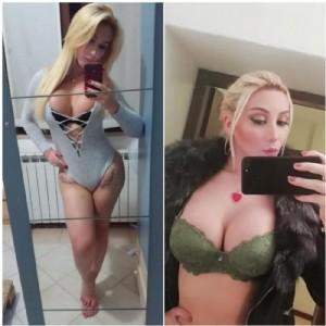 Natalia Regina Giovane Trans escort donna accompagnatrice