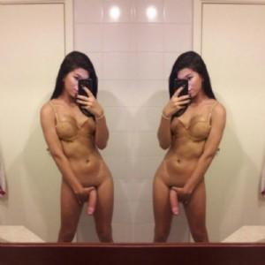 Lulu Bellissima Trans Feminille Giovane Bambolina 19enne escort donna accompagnatrice