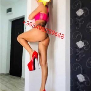 Anastasia Stupenda Gran Classe Sexy Seducente escort donna accompagnatrice