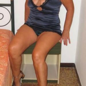 Silvia Bella 40enne Bionda-2