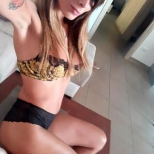 Linda Mediterranea Top Model escort donna accompagnatrice