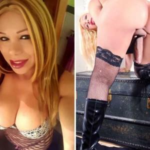 Shakira Trans Molto Porca Femminile-1