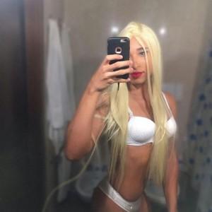 Agatha Trans Brasiliana escort donna accompagnatrice