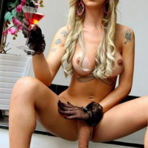 Kim Gaucha Transessuale 26enne Cavalla Bionda 180cm-2