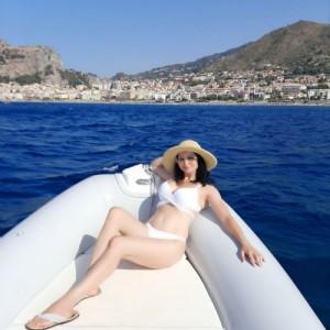 Natasha Sexy Passionale Preliminari Unici Pelle Morbida Occhi Azzurri Massaggi Rilassante-4
