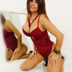 Cristina Bellissima Donna Elegante Tutto Senza Fretta-3