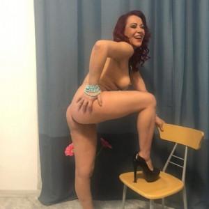 Amanda Sexy Elegante Raffinata Momenti Magici Senza Fretta-1